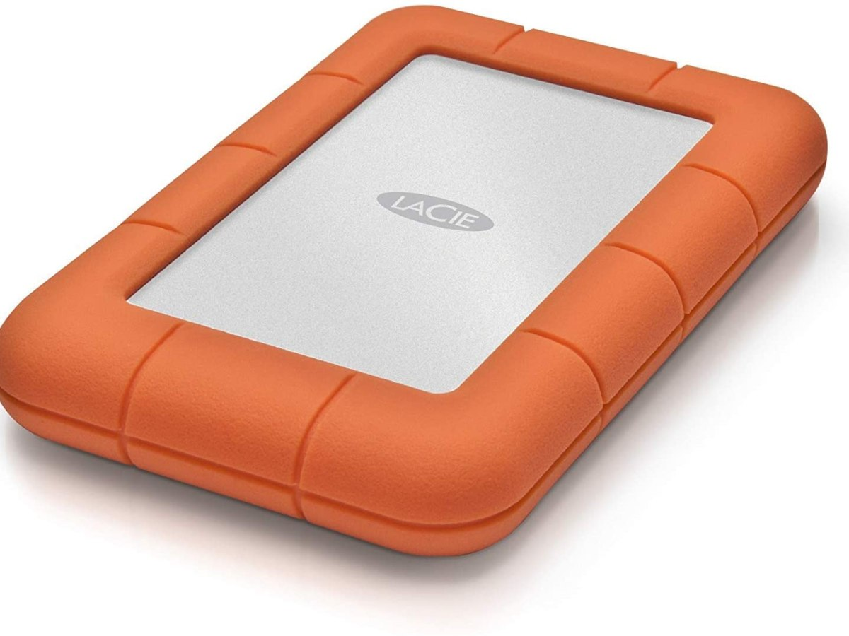 LaCie 1 TB Rugged Mini USB 3.0